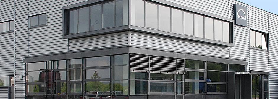 Natterer Gebäude Weingarten